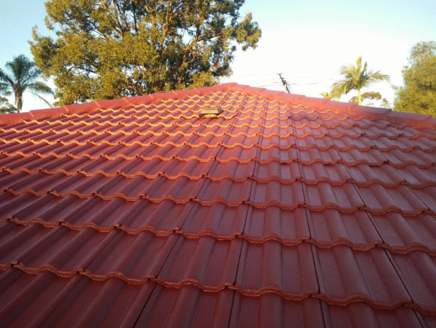 Roof Painting Will Indeed Change The Look Of Your Roof And Give It A New Colour To Match Your Tastes Or The New Look Of Roof Paint Roof Restoration Roof Repair