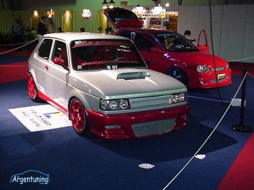 Fiat Uno Tuning Carros