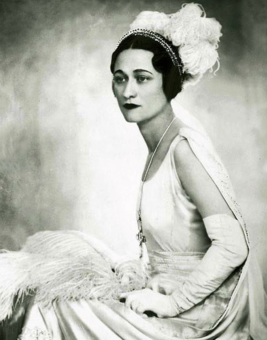 Wallis Simpson (35) Wallis Simpson at the time she was presented at court, Wallis Simpson was to become the Duchess of Windsor when she married the Prince of Wales, who was to have become King. Credit: Popperfoto
