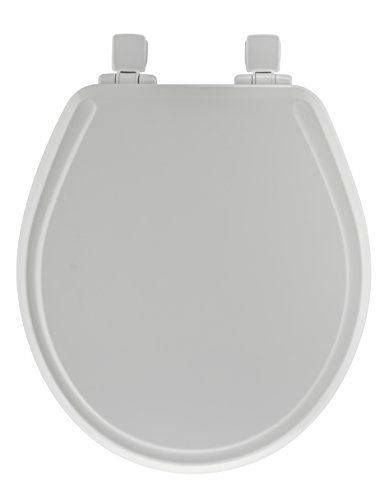 Mayfair 48slowa 000 Slowclose Molded Wood Toilet Seat Featuring