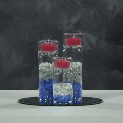 Red White And Blue Decorations To Make | 00159   Decorative