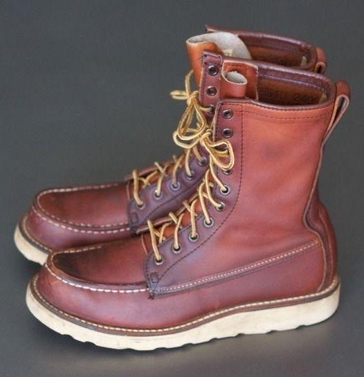 Leather Irish Setter Sport Boot Sz 5.5