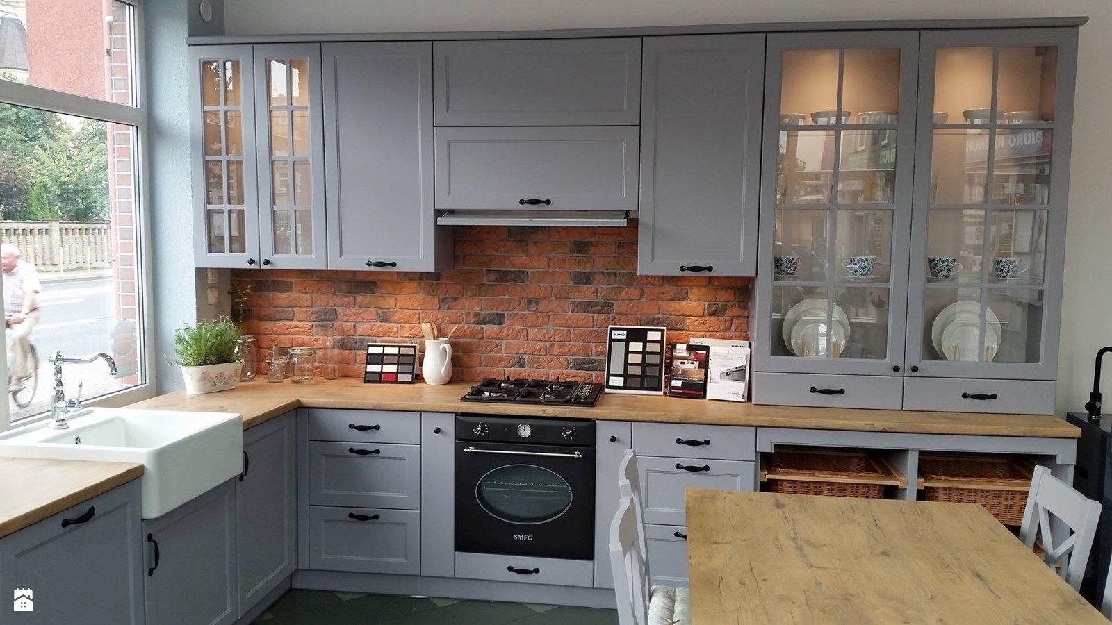 Wystroj Wnetrz Kuchnia Pomysly Na Aranzacje Projekty Ktore Stanowia Prawdziwe Inspiracje Kitchen Dinning Room Kitchen Design Scandinavian Kitchen Design