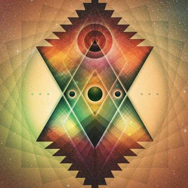 Líneas - abstracta - geometría.... Loved