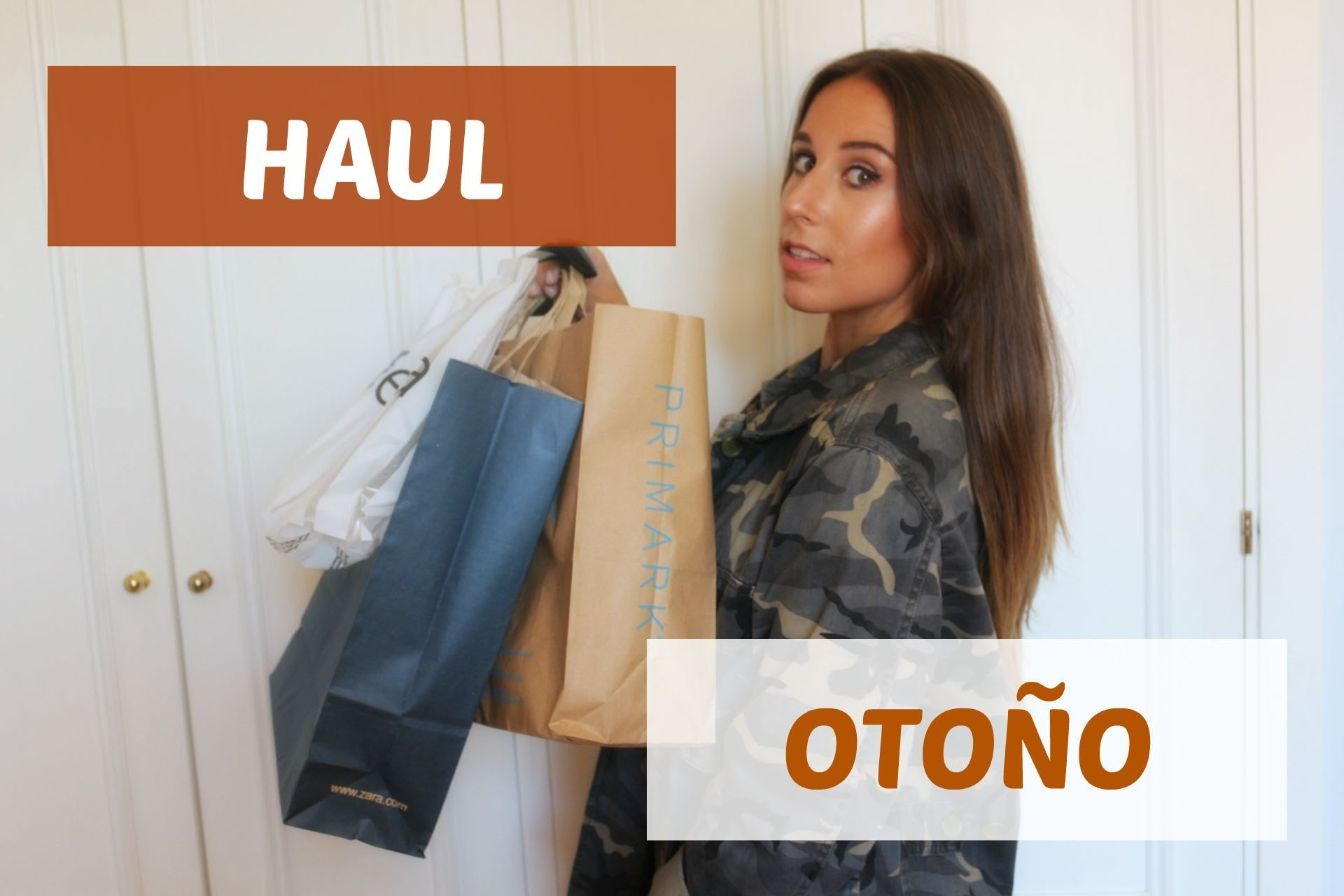 HAUL OTOÑO! Zara, Asos, Primark, Rimmel London...Youtube. Trendencies TV