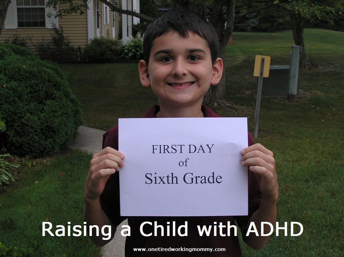Raising a Child with ADHD