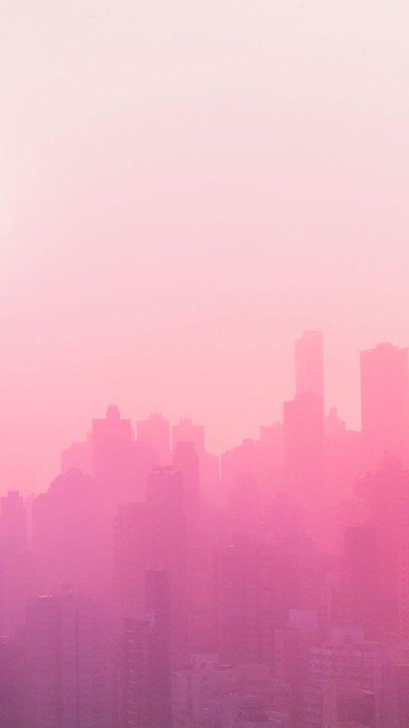 iphone x 📱 wallpaper 🖼️ hd 1080p pink 🌸. tecnologist