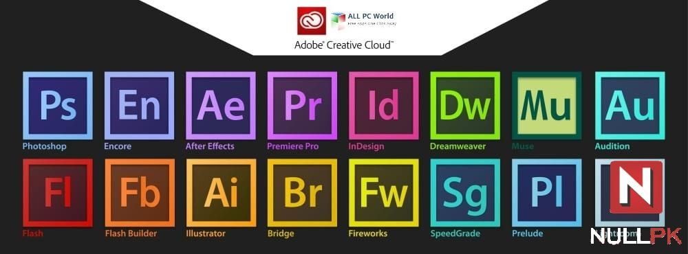 Adobe Master Collection Cc 2019 V7 Ru En Win With Images