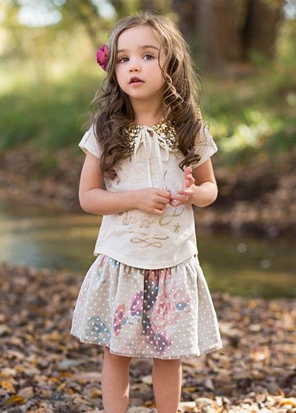*NEW* Blair Skirt - Holiday Little Girl - Holiday Pieces - Trends & Features