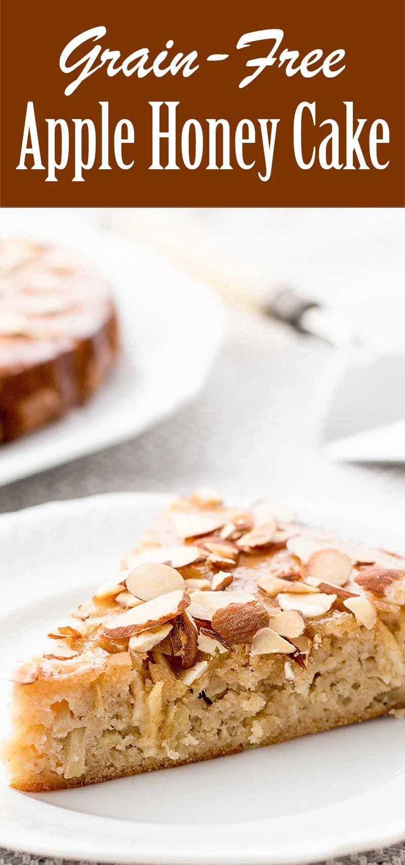 Grain-Free Apple Honey Cake Recipe | SimplyRecipes.com