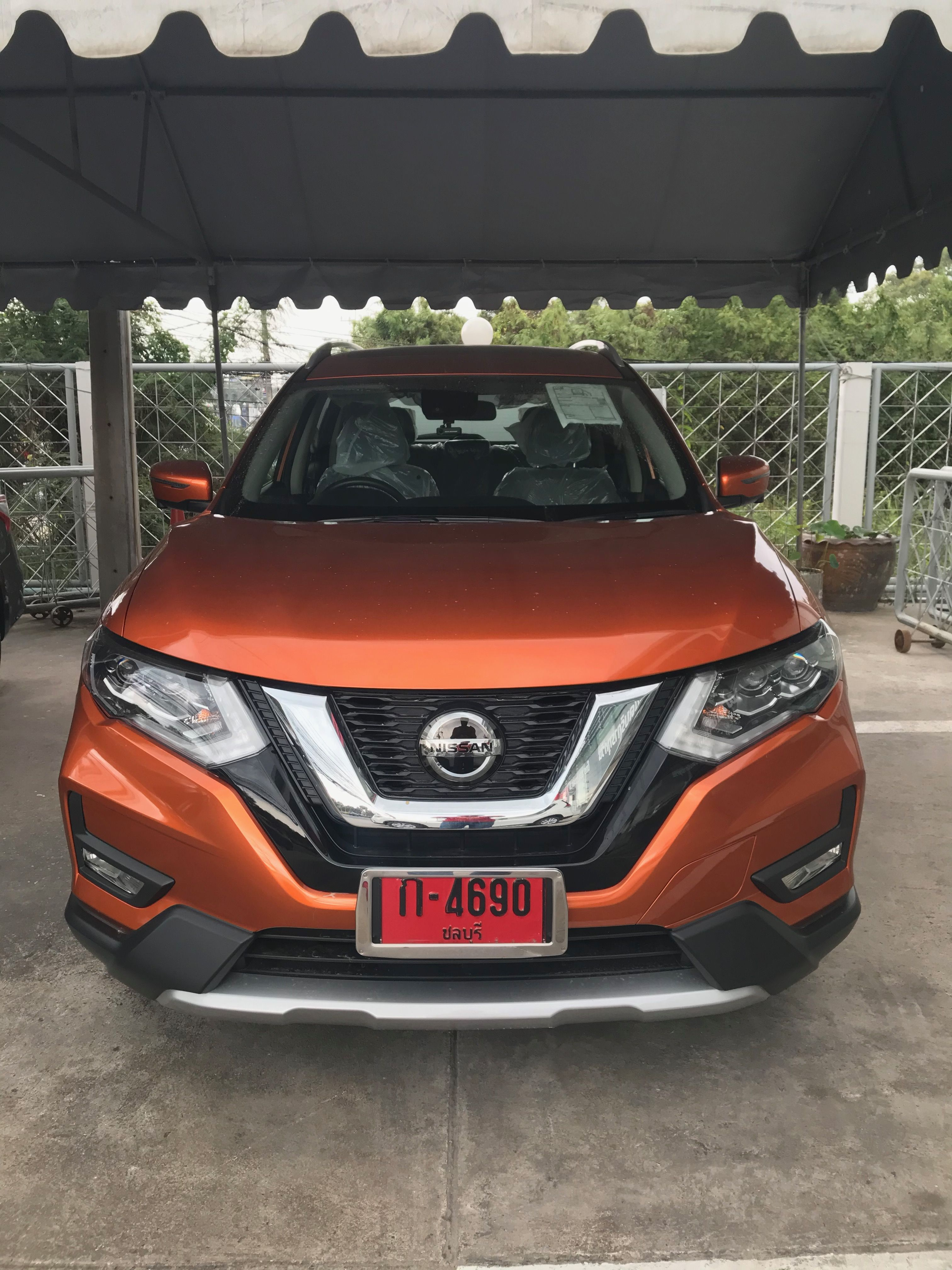 Nissan X Trail 2 5vl 4wd 2020 37 Lakh Real Life Review In 2020 Nissan Nissan Xtrail Crossover Suv