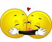 Lekker knuffelen