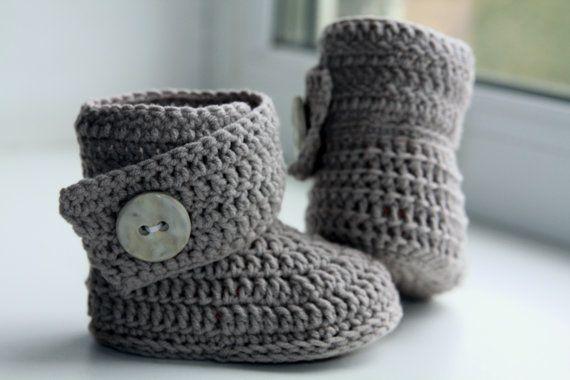Crochet patrones de arranque ugg. PDF. Este es un por miofeltro