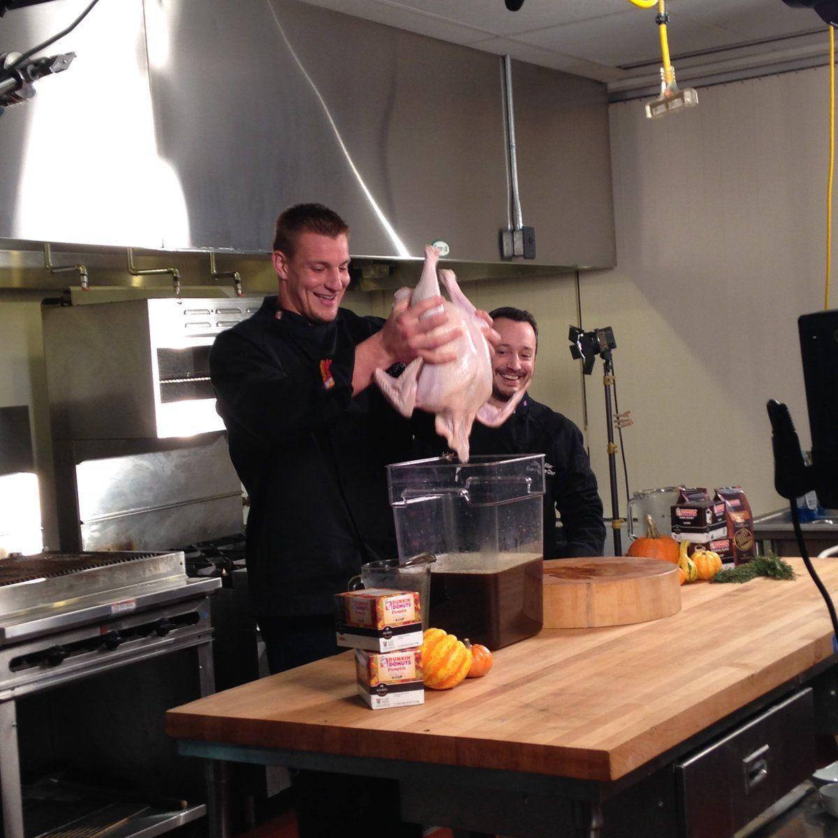 Chef gronk gronk gronkowski rob gronkowski