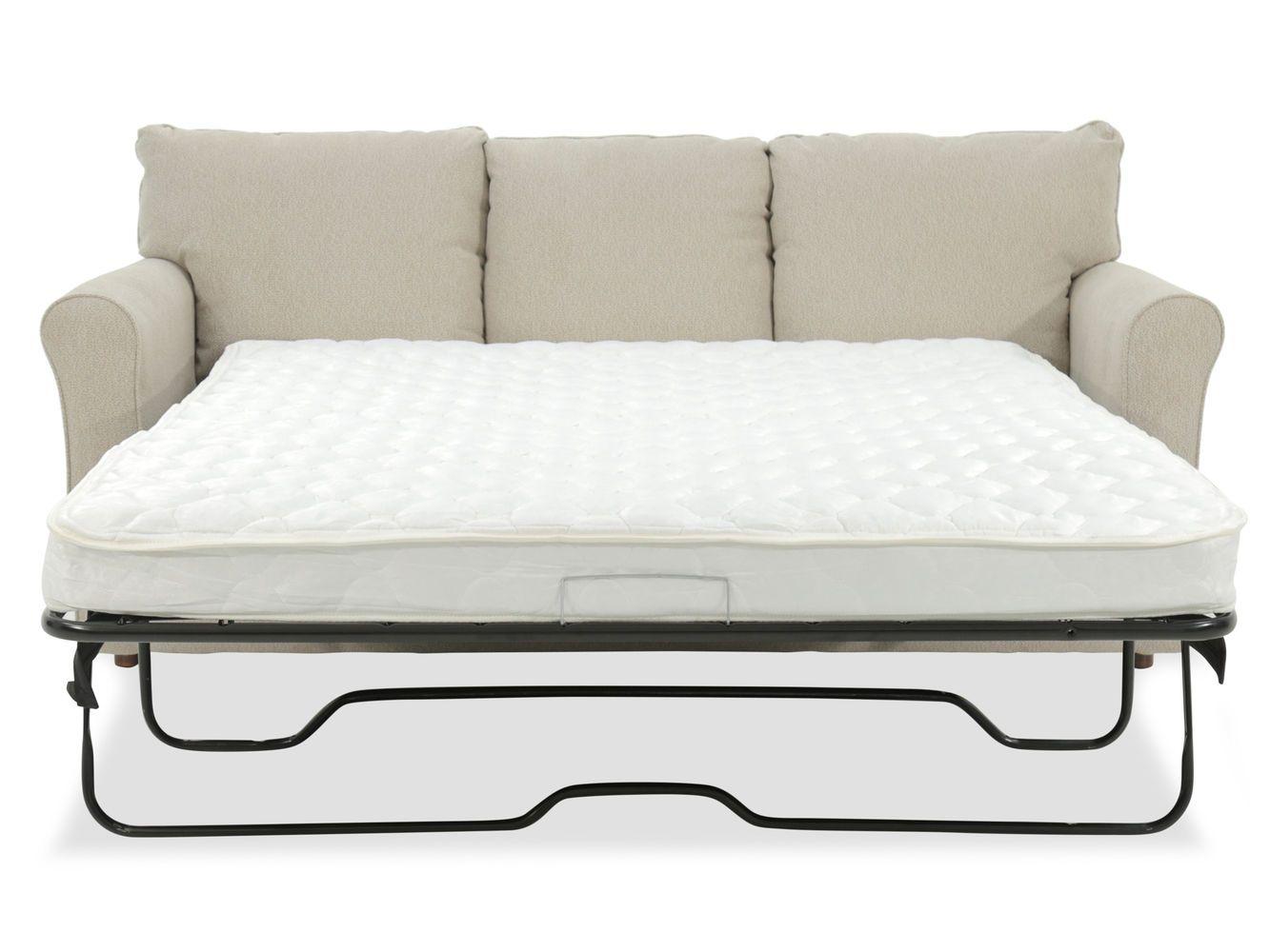 Phenomenal La Z Boy Leah Premier Supreme Comfort Beige Queen Sleeper Pabps2019 Chair Design Images Pabps2019Com