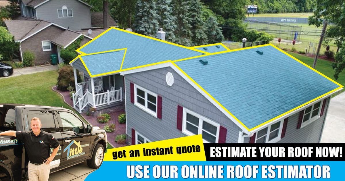 How Much Does It Cost To Replace Your Roof Get A Quick Roof Estimate Using Our Online Roofing Calculator Visit Our We In 2020 Roof Cost Replace Roof Roofing Estimate