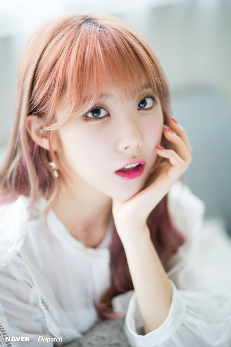 Wjsn Luda For The Summer Special Album Promotion Photoshoot By Naver X Dispatch Wjsn Luda Cosmic Girls Kpop Girls