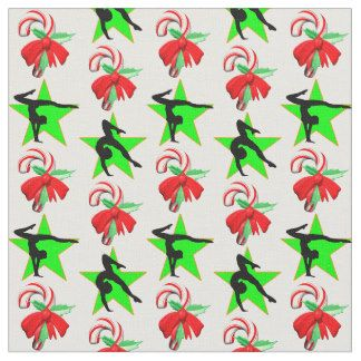 GYMNAST CHRISTMAS CANDY CANE DESIGN FABRIC http://www.zazzle.com/collections/gymnastics_christmas_fabric-119364111341326798?rf=238246180177746410 Gymnastics #Gymnast #IloveGymnastics #Gymnastchristmasfabric #WomensGymnastics #Gymnastfabric