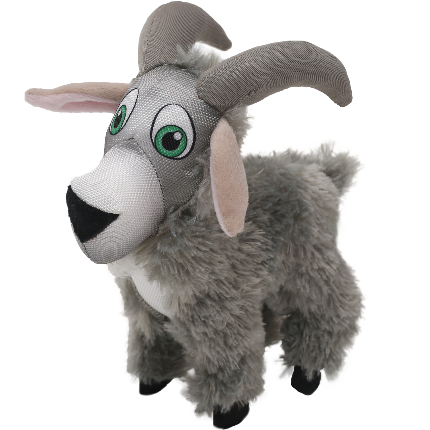 Happy Tails Loonies Durable Dog Toy Goat | Dog toys