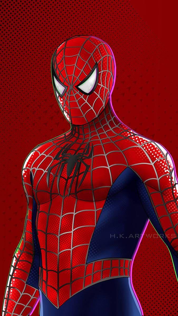 3d Spiderman Iphone Wallpaper Spiderman Superhero Wallpaper Amazing Spiderman