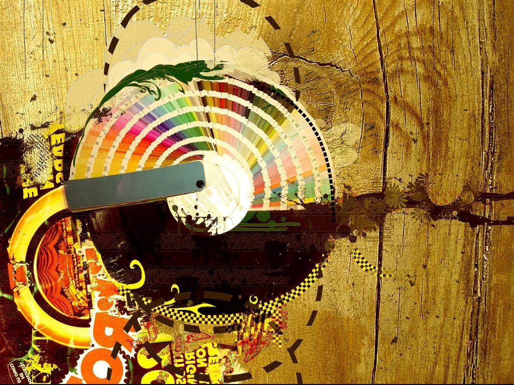 1024x768 Vintage Vinyl wallpaper, music and dance wallpapers | Music in 2019 | Desktop pictures ...