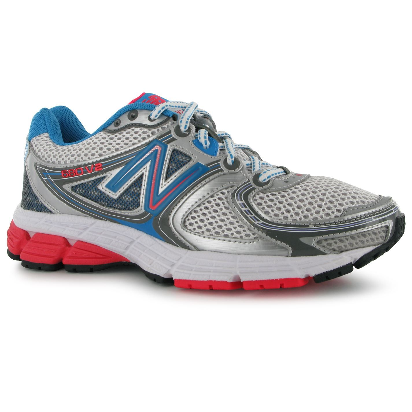 New Balance W680 Ladies Running Shoes  sportsdirect  fitness  running bf8ac652fa77