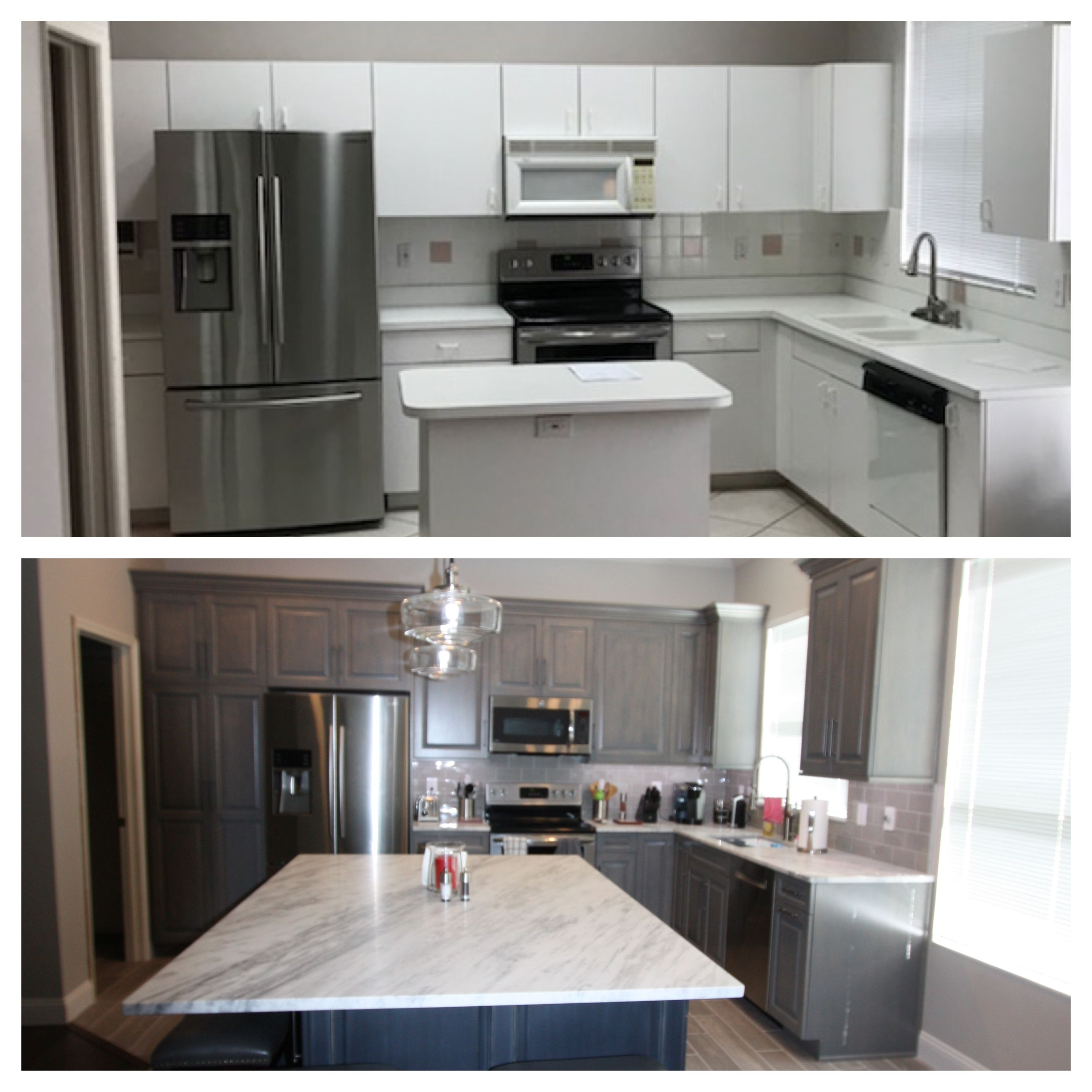 Kitchen And Bathroom Remodeling Contractors: Kitchen Remodel For Our Client Located In Palm Harbor. We