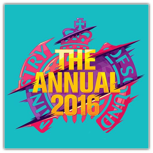 Ministry Of Sound - The Annual 2017 (2016)