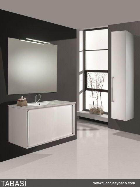 Mueble ba o puerta corredera muebles de ba o muebles de ba o puertas correderas y muebles - Puerta corredera bano ...