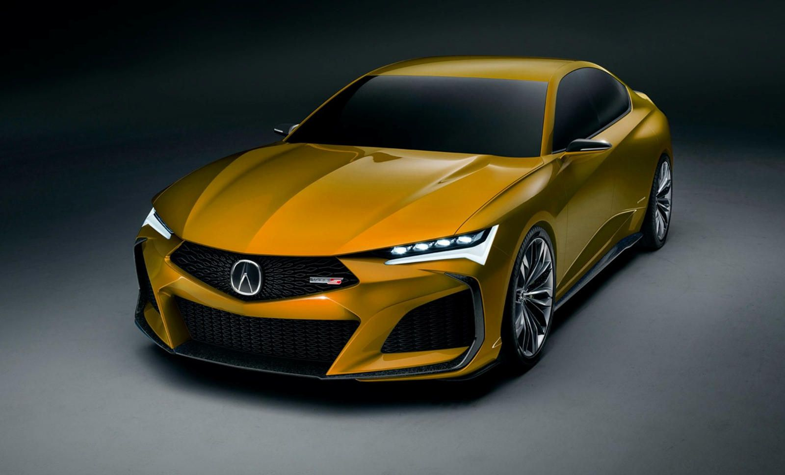 Acura Type S Concept Looks Brilliant In Every Color Which One Would You Choose In 2020 Acura Cars New Cars Acura