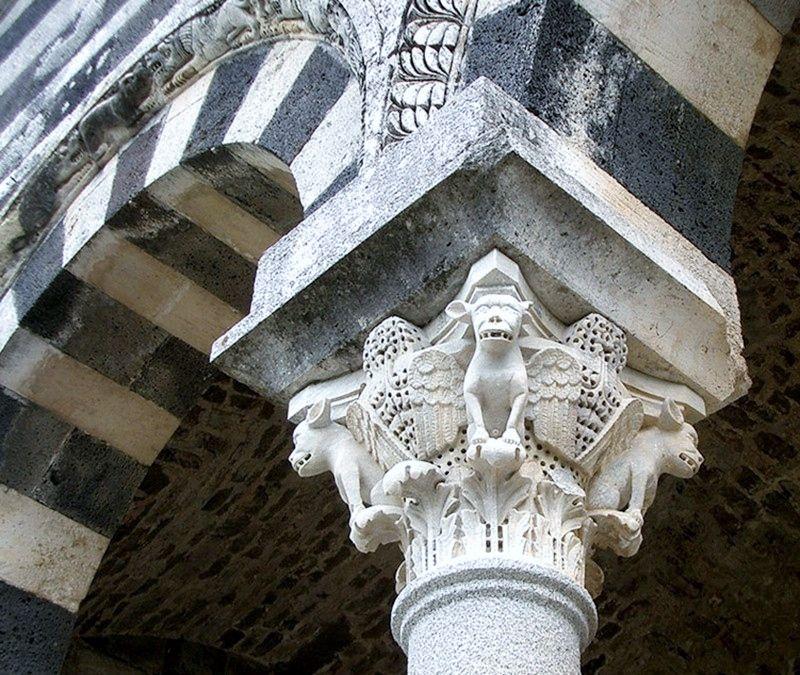 Basilica di Saccargia - Codrongianus Detail