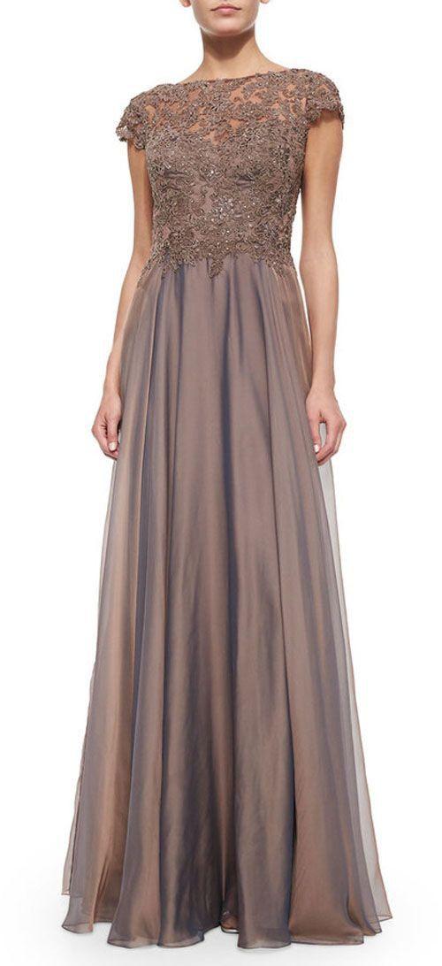 18 Lange Kleider für die Brautmutter und den Bräutigam in ...