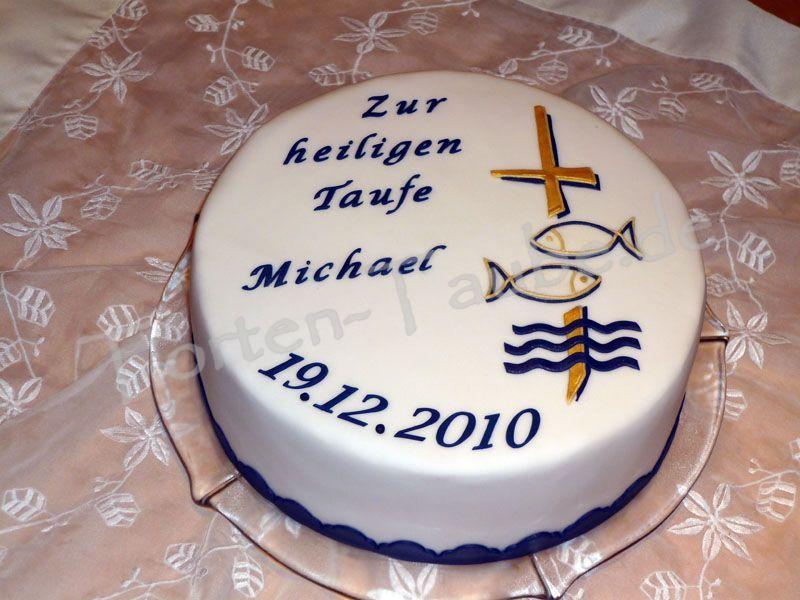tauftorte christening cake baptism  Cake ideas  Cake