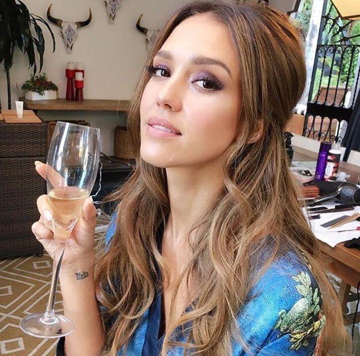 jessica alba talent and beautiful