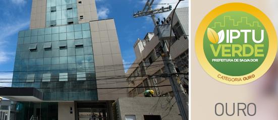 Edifício do Sinduscon-BA terá o Selo Ouro do IPTU Verde