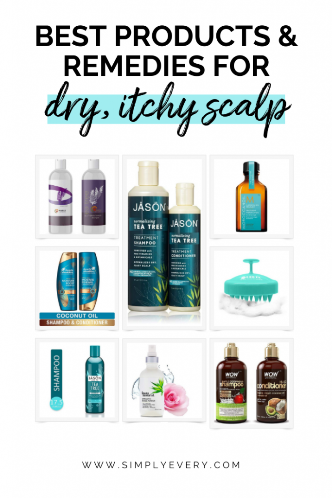 What Helps With Itchy Dry Scalp