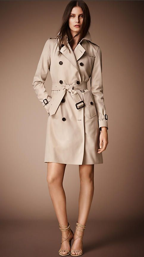 the kensington long trench coat in stone women trench coats and long trench coat. Black Bedroom Furniture Sets. Home Design Ideas