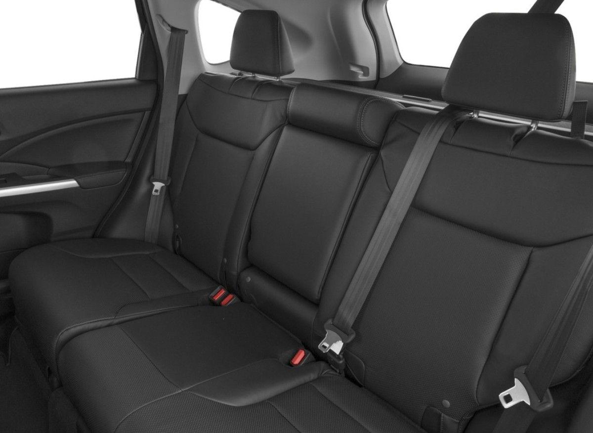 2016 Honda CR-V Rear Seats