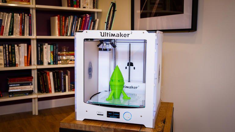 Ultimate 2D-3D Printer!