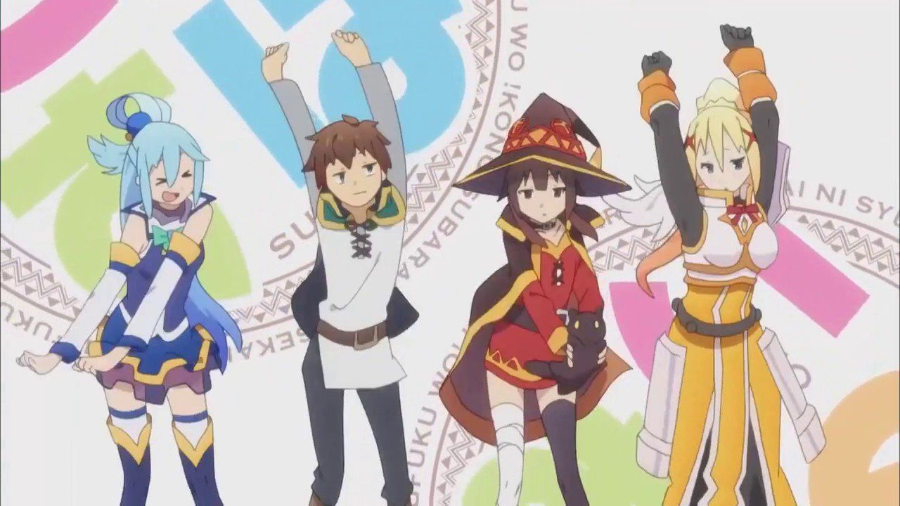 Konosuba Author Reveals He Has A New Series In The Works Http