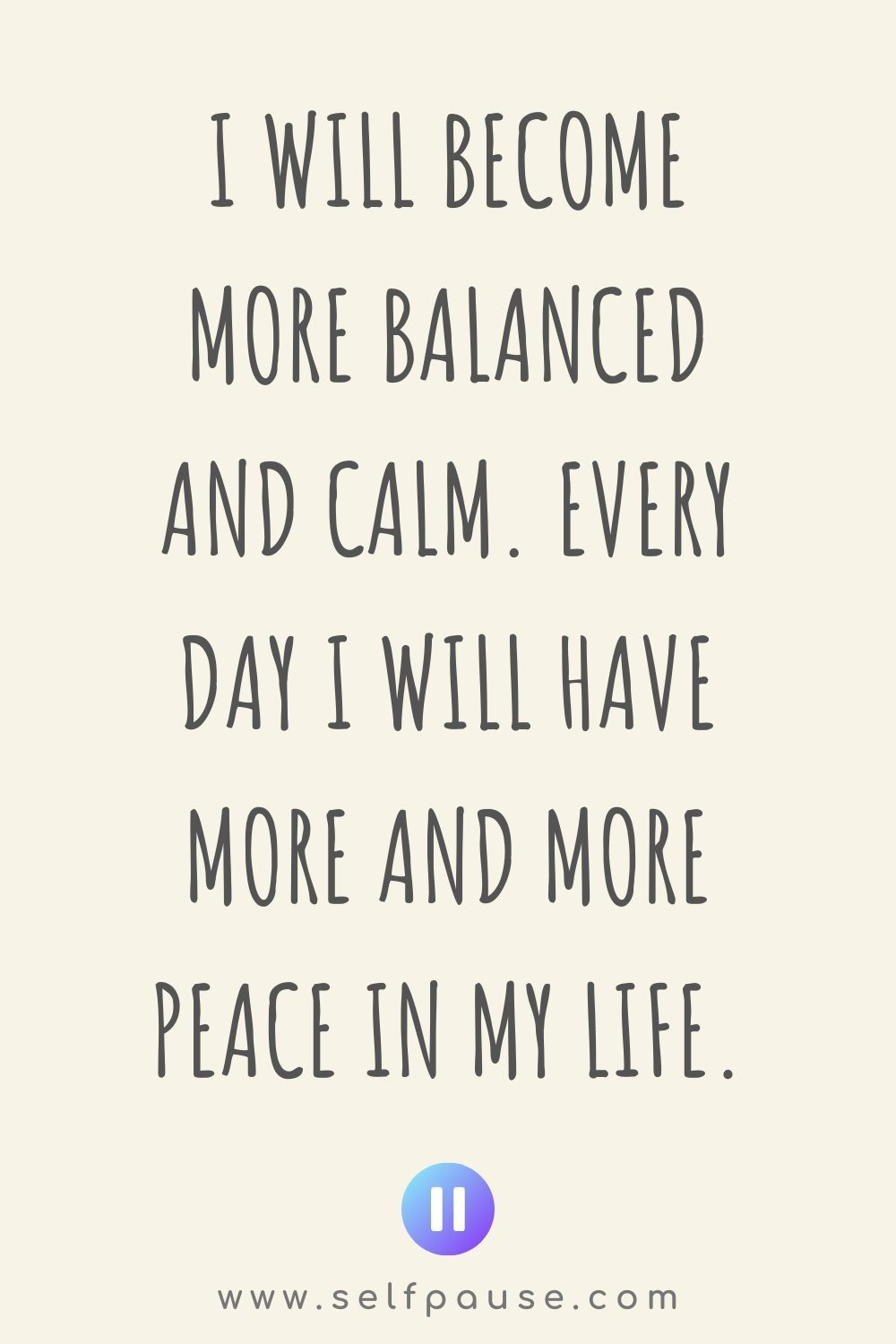 Funny Stress Quotes Stress Relaxation Affirmations - Selfpause