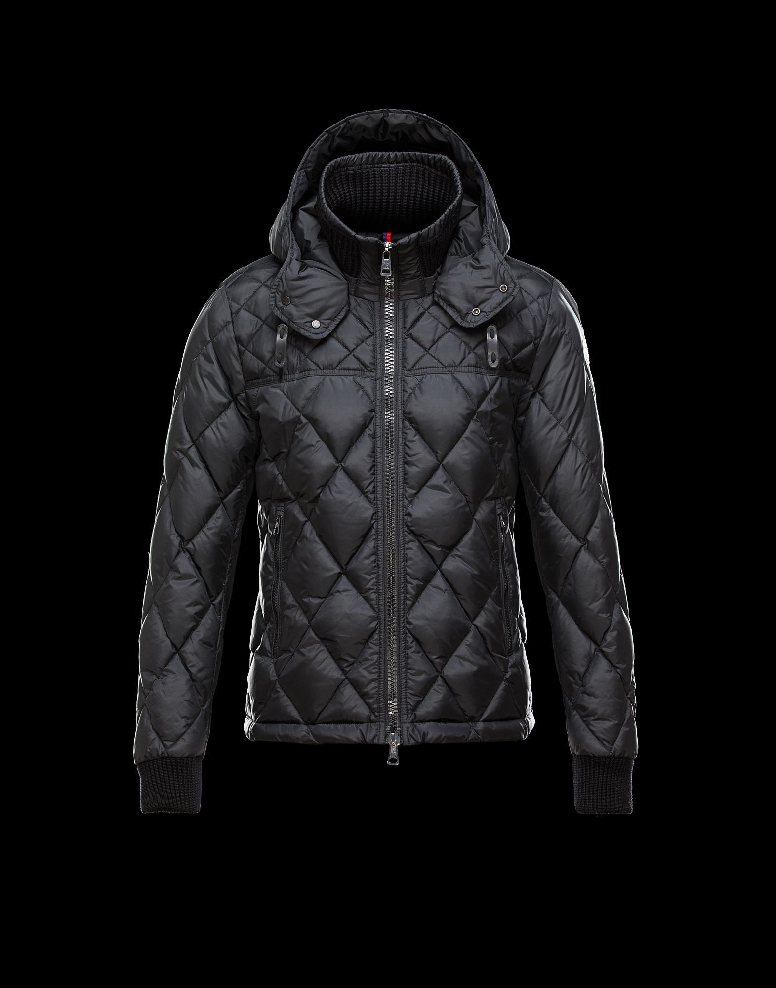 New! Moncler GIRARDOT Fashion Down Jacket Men Black