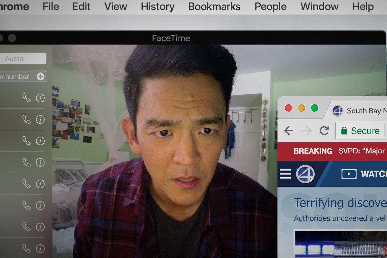 The Emotional Thriller Searching Proves Good Computer Screen