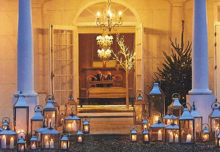 christmas outdoor lighting2 Commercial outdoor lighting