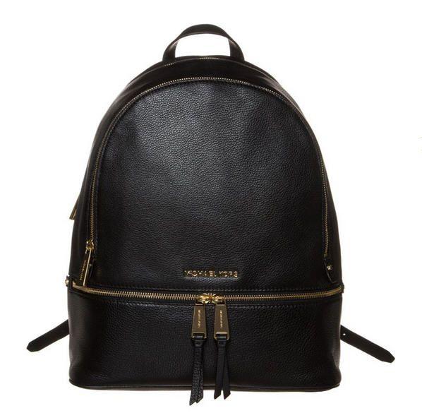 02671cc94b4bc ... MICHAEL Michael Kors RHEA Sac à dos black prix Sacs à main Zalando  350.00 € Grommet Leather ...