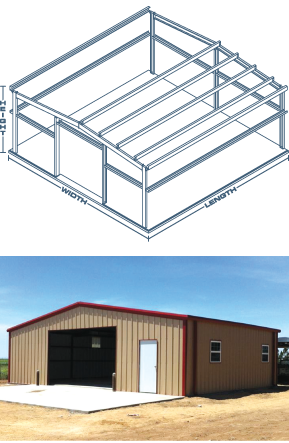 Steel Buildings Steel Buildings Carport Covers Building