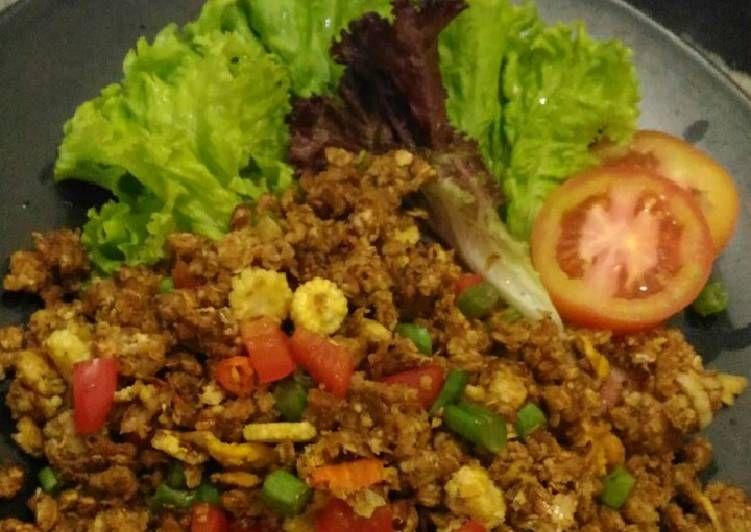 Resep Oat Ala Nasi Goreng Chinese Oleh Nonche Mima Resep Nasi Goreng Resep Nasi