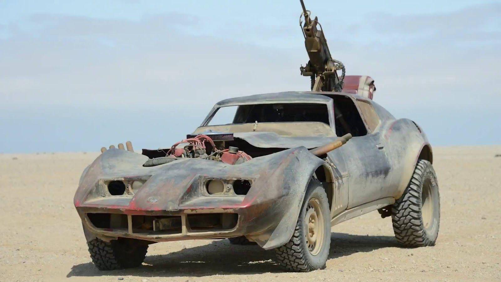 Fury Road Vehicles Buggy 9 Car max, Mad max