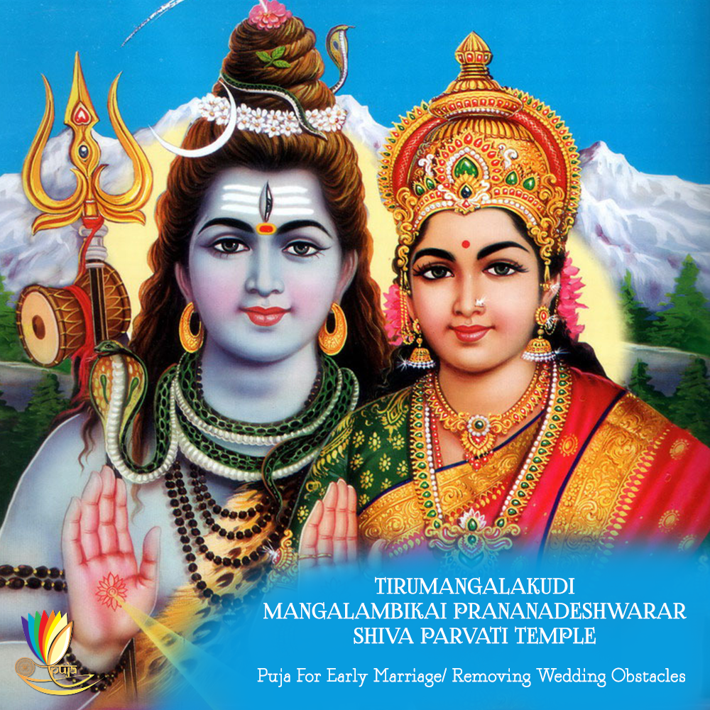 Shiv parvati puja for early marriage