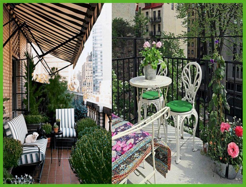 Small Balcony Garden Design Ideas | This For All